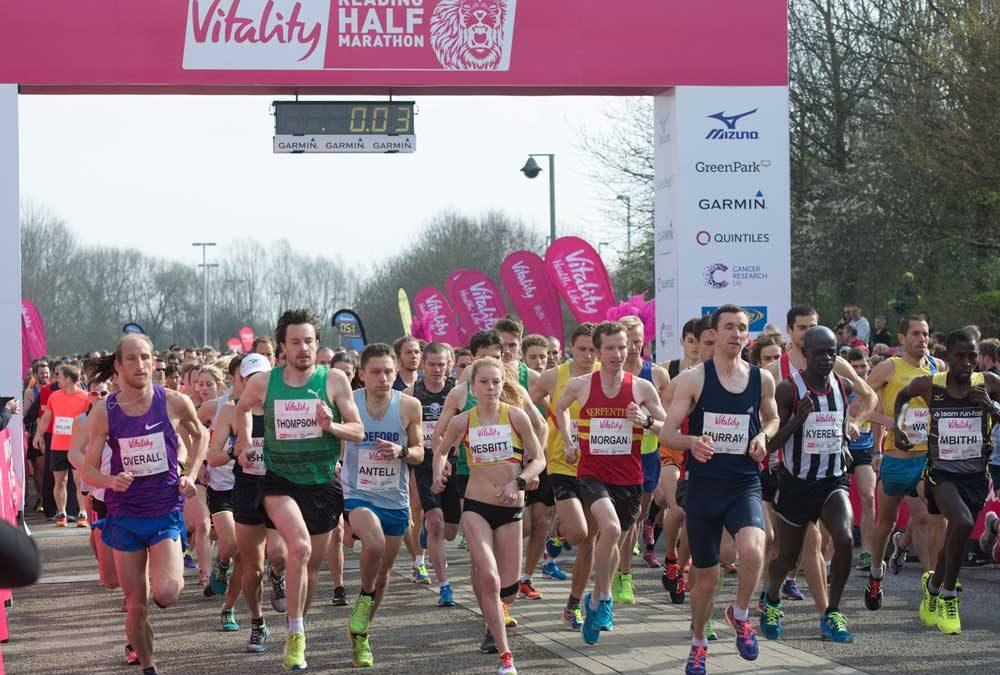 Sage Reading Half Marathon
